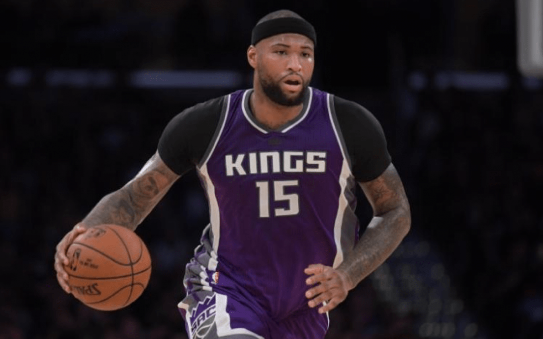 Cousins rips Kings, calls trade to New Orleans 'coward move'