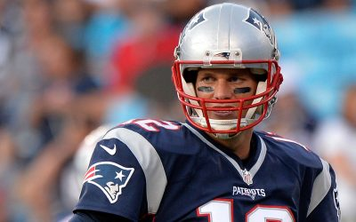 New England Patriots quarterback Tom Brady's shirt goes missing after emotional Super Bowl win