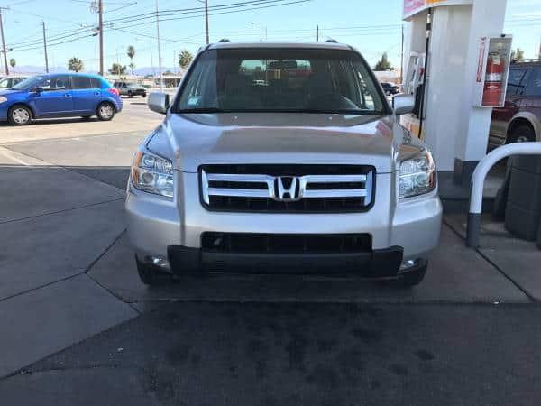 2007 Honda Pilot – $7500 (Las Vegas)
