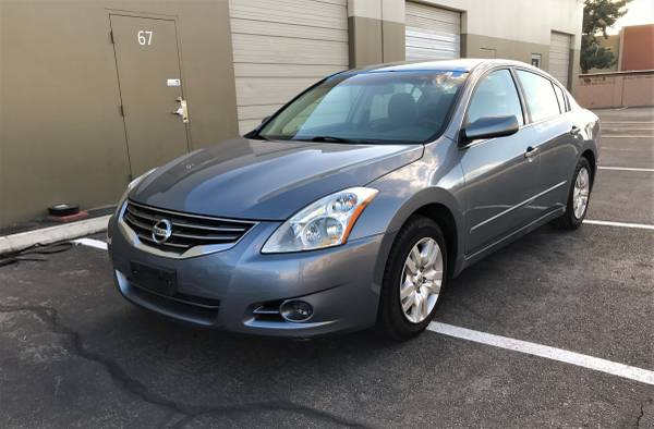 2011 Nissan Altima – $7800