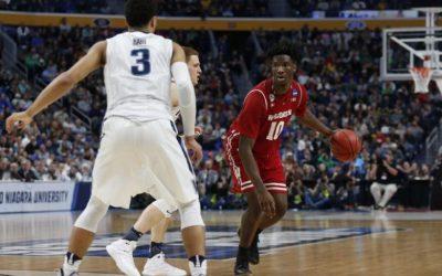 Wisconsin ousts defending NCAA champions Villanova