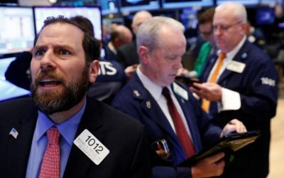 Wall Street ends little changed after healthcare bill yanked