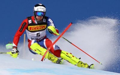 Alpine skiing: Ryding aiming to reclaim Britain's 'lost' medal