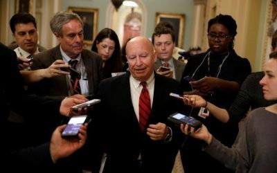With healthcare bill dead, Republicans turn to taxes