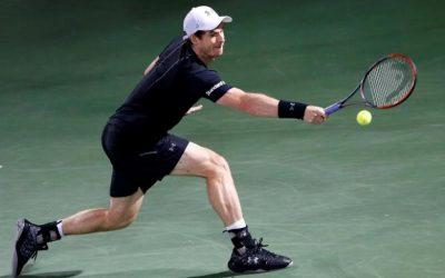 Murray survives 38-point tiebreak to reach Dubai semis