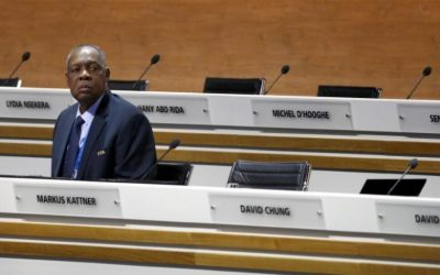 Ahmad ousts veteran Hayatou as CAF president