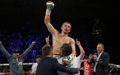 Long-shot Jacobs not intimidated by Golovkin