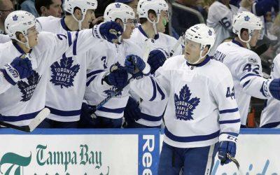 NHL Highlights: Maple Leafs ground Lightning