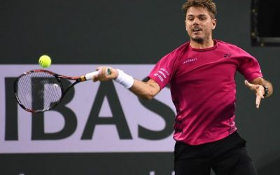 Wawrinka wins Thiem thriller to reach Indian Wells semis