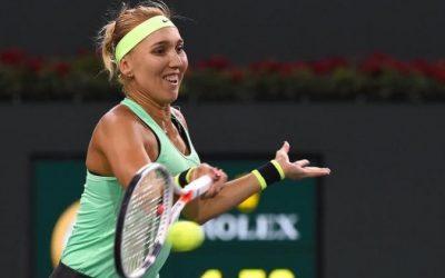 Vesnina ousts Venus to reach semi-finals at Indian Wells