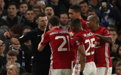 Manchester United charged after FA Cup loss to Chelsea