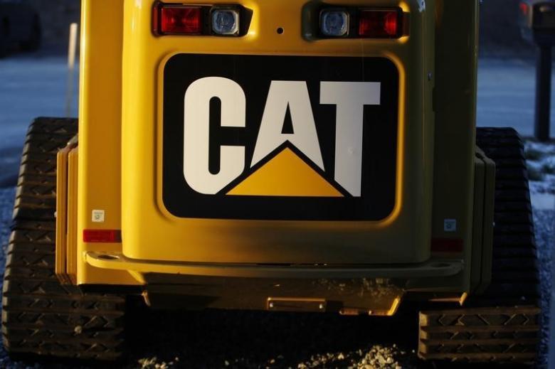 Caterpillar smashes profit estimates, raises 2017 forecast again