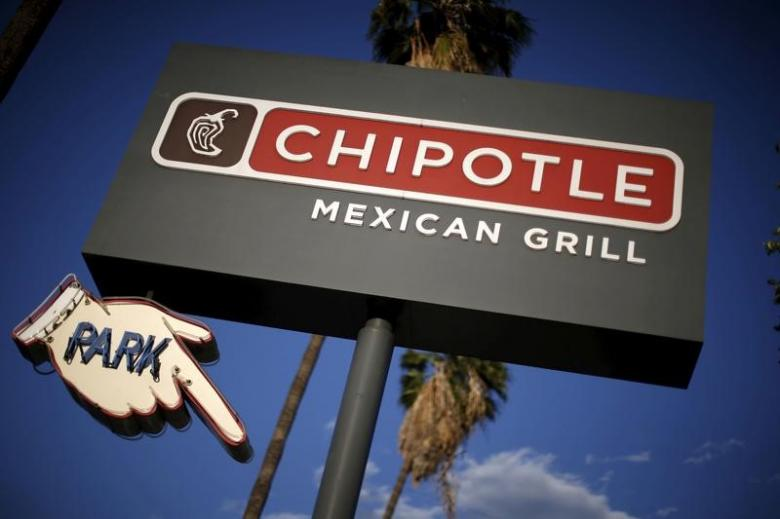 Chipotle says a third of its board not to stand for re-election