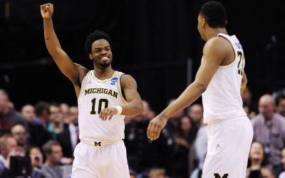 NCAA Tournament Highlights: Michigan holds off Oklahoma State