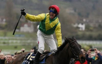 Horse racing: Sizing John powers to Gold Cup glory