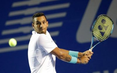 Ill Kyrgios pulls out of quarters clash with Federer