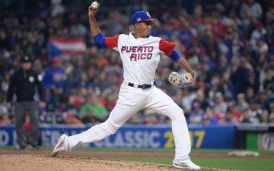 Baseball: Puerto Rico beat USA to clinch semi-finals berth