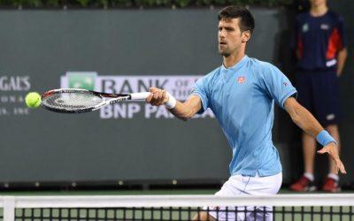 Djokovic withdraws from Miami Open with elbow injury