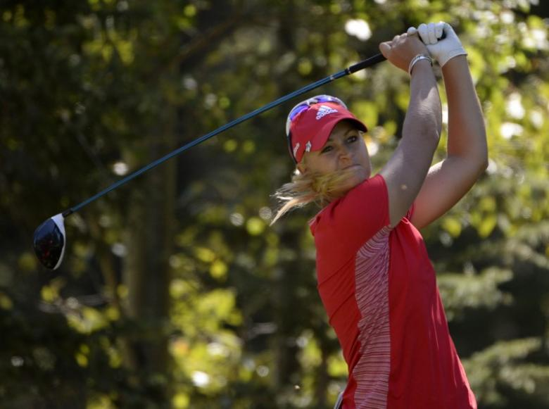 Swede Nordqvist wins Founders Cup on Phoenix 'home soil'