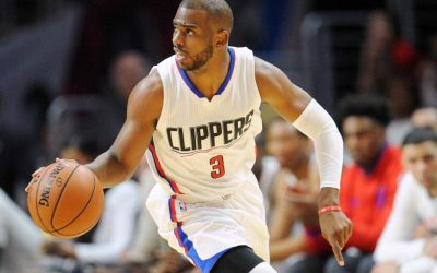 NBA's Chris Paul, other celebrity athletes, invest for an impact