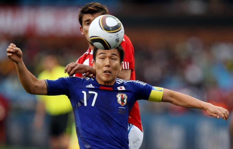 Heartbroken captain Hasebe withdraws from Japan squad