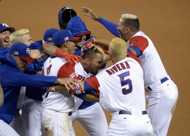 Baseball: Puerto Rico reach Classic final with win over Netherlands