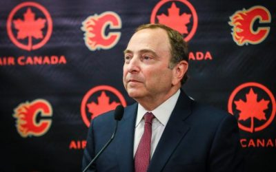 NHL's Bettman on Olympics: 'Assume we are not going'