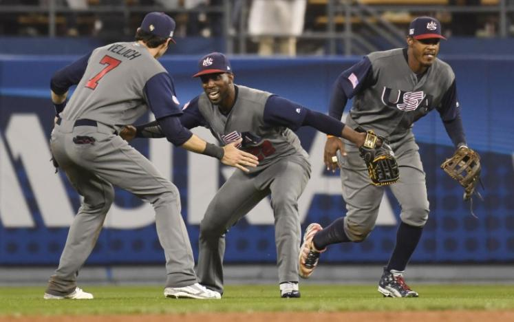 United States edge Japan 2-1 to reach first WBC final