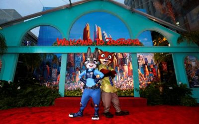 Disney stole 'Zootopia,' writer claims in U.S. lawsuit
