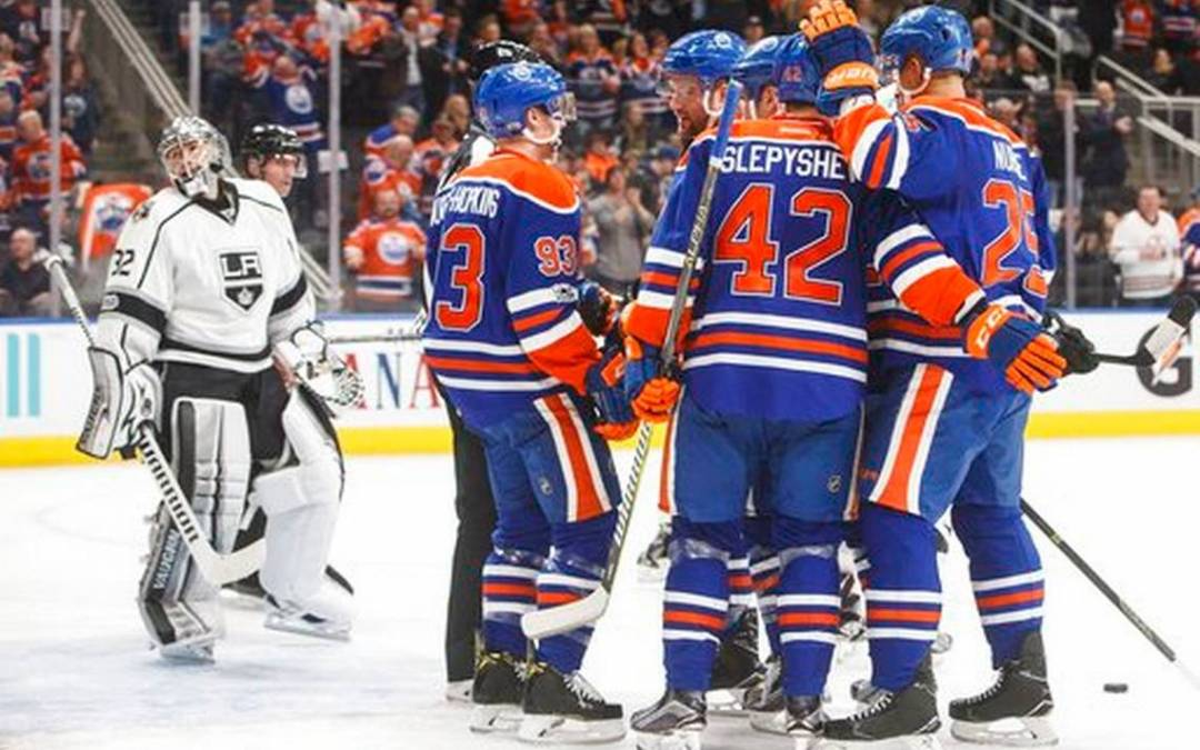 NHL Highlights: Oilers end 11-year playoff drought