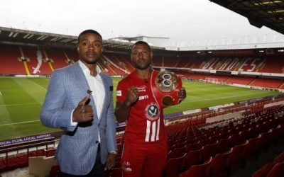 Boxing: Brook to take on Spence in Sheffield title tilt