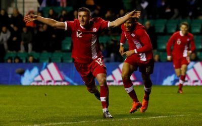 Soccer: Scotland frustrated by Canada in 1-1 friendly draw