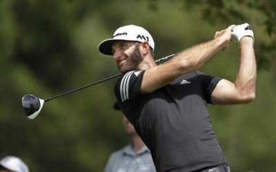 Johnson rolls, McIlroy and Spieth stumble at Match Play