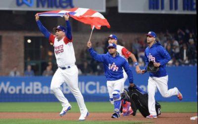 Puerto Rico ends Dominican dominance, Japan eyes semis
