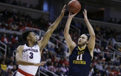 NCAA Tournament roundup: Gonzaga, Oregon advance