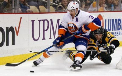 NHL Highlights: Isles move into wild-card position