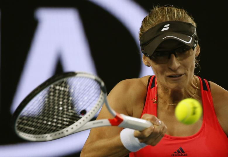 Lucic-Baroni beats Radwanska for second time this year
