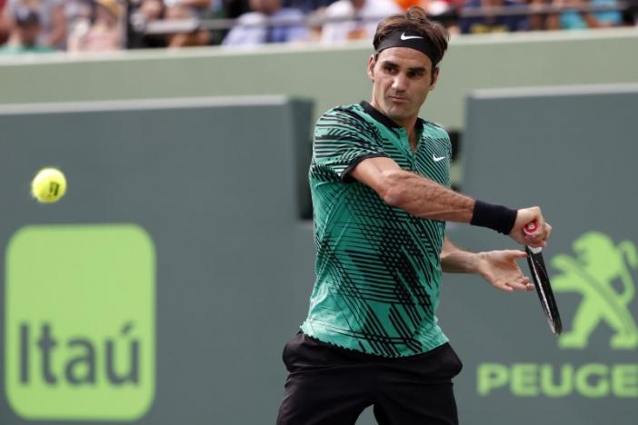 No cakewalk as Federer wins opening Miami match