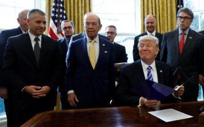 Trump greenlights Keystone XL pipeline, but obstacles loom