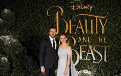U.S. Box Office: 'Beauty and the Beast' dazzles again, 'Power Rangers' off to solid start