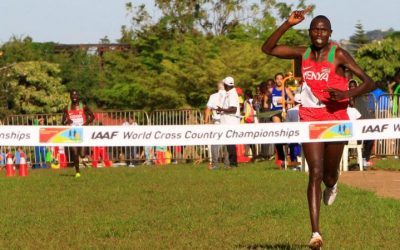 Kamworor and Cheptai lead Kenyan cross country domination