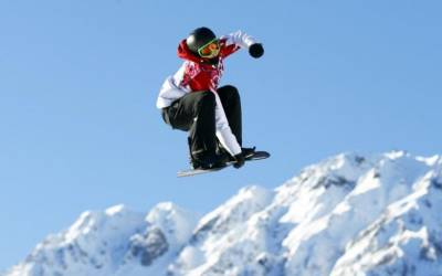 Snowboard: Canada's McMorris in hospital after backcountry crash