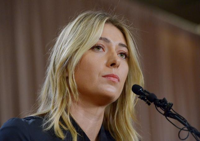 Sharapova feels vindicated and empowered after doping ban
