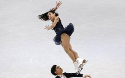 Figure skating: Wenjing and Cong stand tall among walking wounded