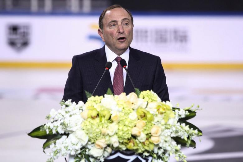 China to host NHL exhibition games in run-up to 2022 Winter Olympics