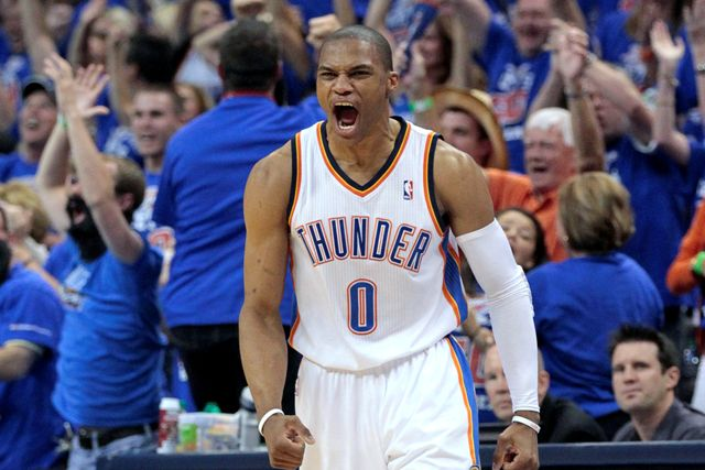 Not just another triple-double as Westbrook notches record
