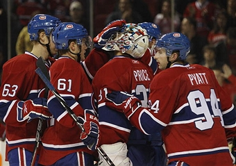 NHL Highlights: Habs clinch playoff spot with win
