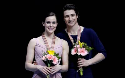 Figure skating: Virtue and Moir once again thrive in coach-share environment