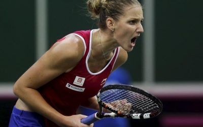 Pliskova battles past Muguruza to reach Indian Wells semis