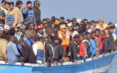 Three Million Migrants Waiting to Cross into Greece, Says EU Commissioner Avramopoulos